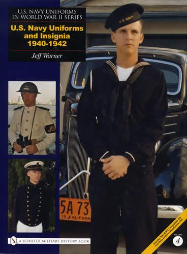 Navy Uniforms Wwii Vol 4 Us Navy Uniforms And Insignia