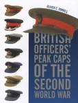 WWII British Officers Peak Caps