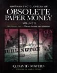 Whitman Obsolete Paper Money, Volume 5: New England