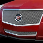 Cadillac CTS Fine Mesh Grille, 2008, 2009, 2010, 2011, 2012, 2013