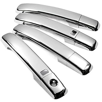 Nissan Altima Chrome Door Handle Covers, 2007, 2008, 2009, 2010, 2011, 2012