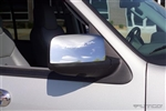 Ford Expedition Chrome Mirror Covers, 2003, 2004, 2005, 2006