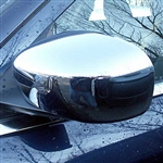 Dodge Magnum Chrome Mirror Covers (non-painted mirrors), 2005, 2006, 2007, 2008