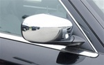 Dodge Charger Chrome Door Mirror Covers, 2pc  2006 - 2010
