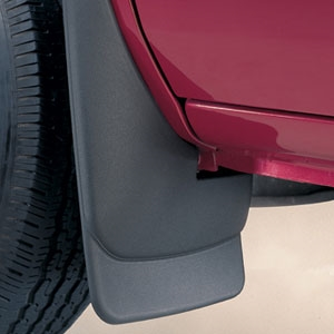 Cadillac Escalade Contoured Mud Guards, 2007, 2008, 2009, 2010, 2011, 2012, 2013, 2014