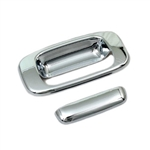 1999-2006 Chevrolet Silverado Chrome Tailgate Handle Cover