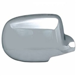 Cadillac Escalade Chrome Mirror Cover Trim, 2002, 2003, 2004, 2005, 2006