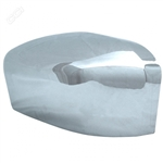 Honda Accord Chrome Door Mirror Covers, 2003 - 2007