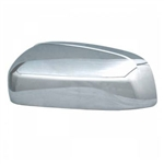 Cadillac Escalade Chrome Mirror Half Covers, 2pc  2007 - 2013