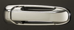 2002-2008 Dodge Ram 1500/2500/3500 Chrome Handle Covers