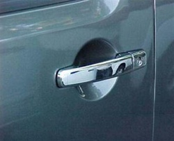 Nissan Quest Chrome Door Handle Covers, 2004, 2005, 2006, 2007, 2008, 2009