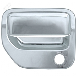Honda Ridgeline Chrome Door Handle Covers, 2006, 2007, 2008, 2009, 2010, 2011, 2012, 2013, 2014