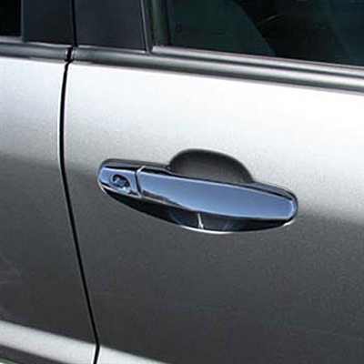 Chevrolet Equinox Chrome Door Handle Covers, 2005-2009