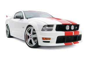 2005-2007 Ford Mustang Boy Racer Body Kit