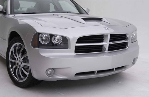 dodge charger unpainted hood scoop 2006 2007 2008 2009. Black Bedroom Furniture Sets. Home Design Ideas