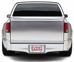 1994-2004 GMC Sonoma Shaver Style Roll Pan (unpainted)