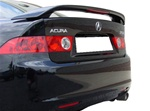 2004 - 2008 Accura TSX (4dr) Painted Rear Spoiler / Wing
