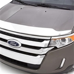 Ford Edge Chrome Aeroskin Bug Shield, 2007, 2008, 2009, 2010