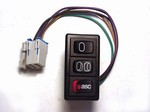 800/950 Sunroof Open/Close Auto-Close 3 Button Switch by ASC Inalfa
