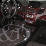 Acura RDX Wood Dash Kit