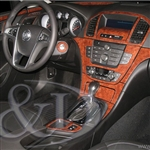 Buick Regal Wood Dash Kit