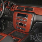 Chevrolet Tahoe Wood Dash Kit