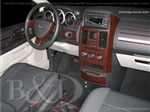 Chrysler Town & Country Wood Dash Kit