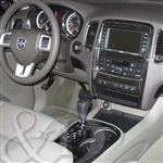 Dodge Durango Wood Dash Kit