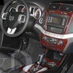 Dodge Journey Wood Dash Kit