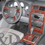 Dodge Magnum Wood Dash Kit
