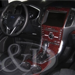 Ford Edge Wood Dash Kit