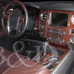 Ford Expedition Wood Dash Kit