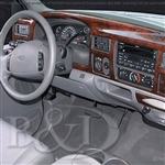 Ford Excursion Wood Dash Kits