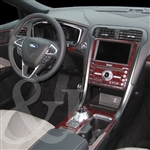 Ford Fusion Wood Dash Kit