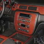 GMC Yukon Wood Dash Kits