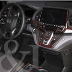 Honda Odyssey Wood Dash Kit