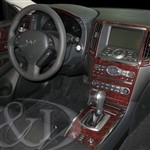Infiniti G20, G25, G35, G37 Wood Dash Kits