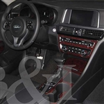 Kia Optima Wood Dash Kits