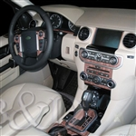 Land Rover LR4 Wood Dash Kits