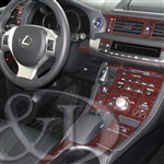 Lexus CT Wood Dash Kit