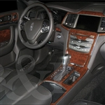 Lincoln MKS Wood Dash Kit