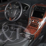 Lincoln MKX Wood Dash Kit