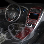 Lincoln MKZ Wood Dash Kit