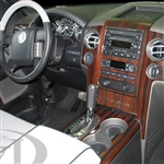 Lincoln Mark LT Wood Dash Kit