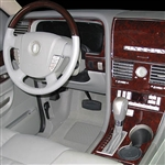 Lincoln MKC Wood Dash Kits