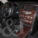 Nissan Armada Wood Grain Dash Kits