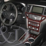 Nissan Pathfinder Wood Grain Dash Kits