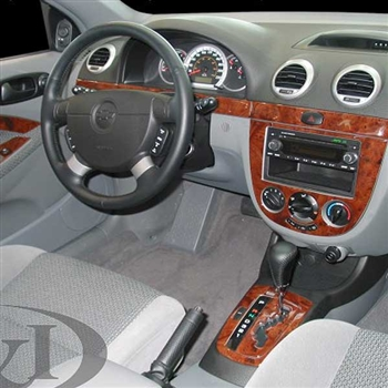 Suzuki Reno Wood Dash Kit