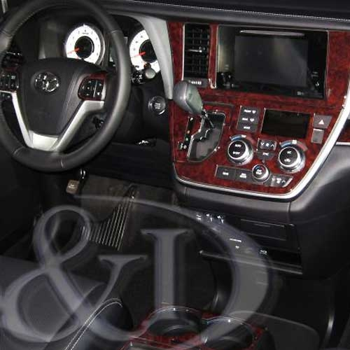 Toyota Sienna Wood Dash Kits Shopsar Com