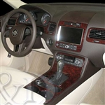 Volkswagen Touareg Wood Dash Kits